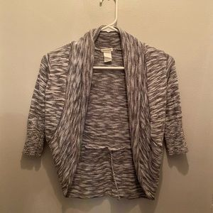 Maurice's cardigan women's small